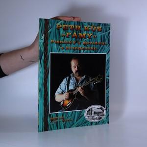 náhled knihy - Fámy. Písničky a povídání o bluegrassu