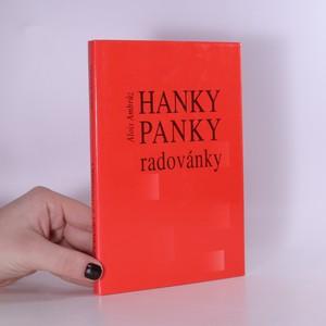 náhled knihy - Hanky panky radovánky