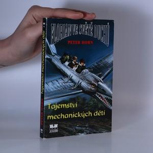 náhled knihy - Tajemství mechanických dětí. Florian ve světě duchů 2