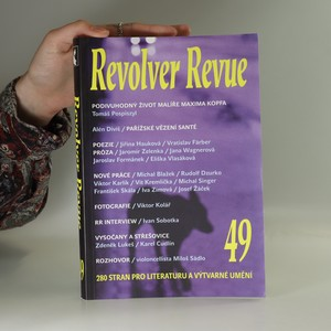 náhled knihy - Revolver Revue 49