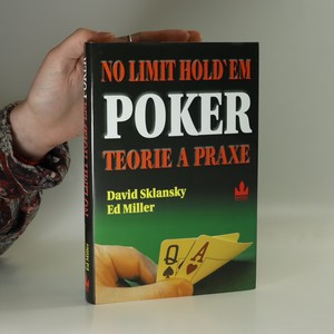 náhled knihy - No limit hold'em poker : Teorie a praxe