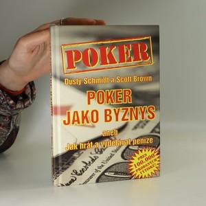 náhled knihy - Poker jako byznys aneb Jak hrát a vydělávat peníze