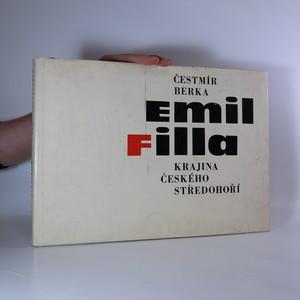 náhled knihy - Emil Filla. Krajina Českého středohoří