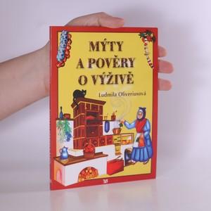 náhled knihy - Mýty a pověry o výživě