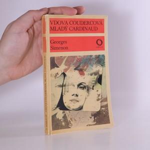 náhled knihy - Vdova Coudercová. Mladý Cardinaud