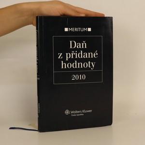 náhled knihy - Daň z přidané hodnoty 2010