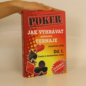 náhled knihy - Jak vyhrávat pokerové turnaje. Díl 1. Cesta k finálovému stolu