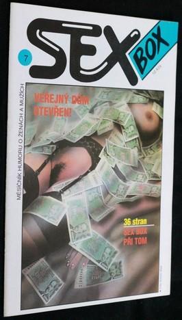 náhled knihy - Sexbox 7