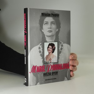 náhled knihy - Marie Podvalová, hvězda opery