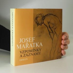náhled knihy - Vzpomínky a záznamy