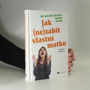 náhled knihy - Jak (ne)zabít vlastní matku