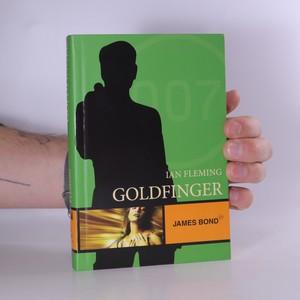 náhled knihy - James Bond 007. Goldfinger