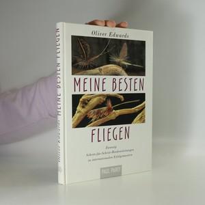 náhled knihy - Meine besten Fliegen