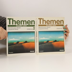 náhled knihy - Themen. Němčina pro střední a jazykové školy. Dvoudílné vydání (2 svazky, viz foto)
