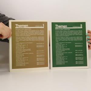 antikvární kniha Themen. Němčina pro střední a jazykové školy. Dvoudílné vydání (2 svazky, viz foto), 1994