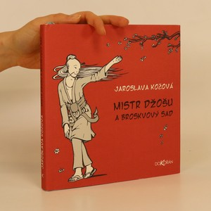náhled knihy - Mistr Džošu a broskvový sad