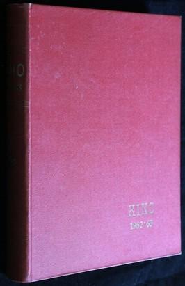náhled knihy - Kino 1962-1963: ročník XVII a XVIII