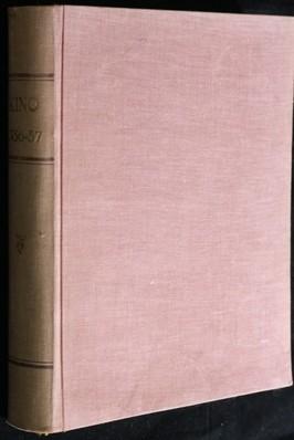 náhled knihy - Kino 1956-1957: ročník XI a XII