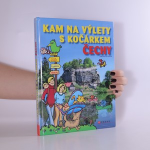 náhled knihy - Kam na výlety s kočárkem - Čechy