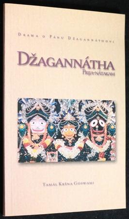 náhled knihy - Džagannátha prija nátakam : drama o Pánu Džagannáthovi