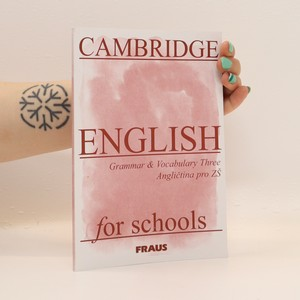 náhled knihy - Cambridge English for schools. Grammar & vocabulary 3