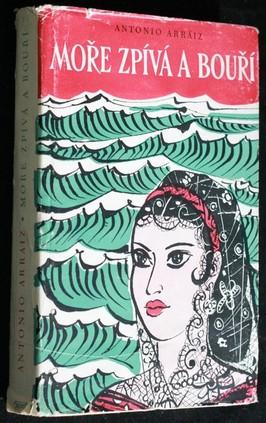 náhled knihy - Moře zpívá a bouří : Román z jihoamerického pobřeží