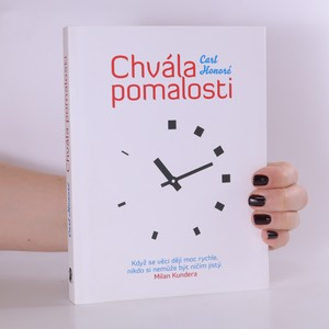 náhled knihy - Chvála pomalosti