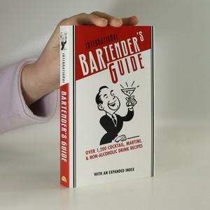 náhled knihy - International Bartender's Guide