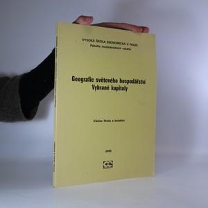 náhled knihy - Geografie světového hospodářství : vybrané kapitoly