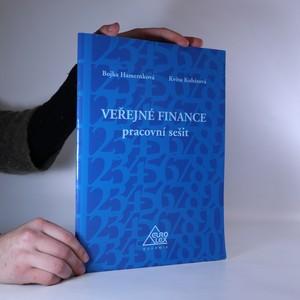 náhled knihy - Veřejné finance - pracovní sešit
