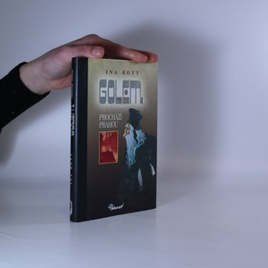 náhled knihy - Golem prochází Prahou
