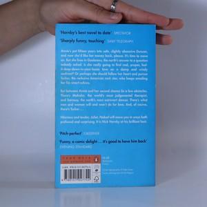 antikvární kniha Juliet, Naked, 2010