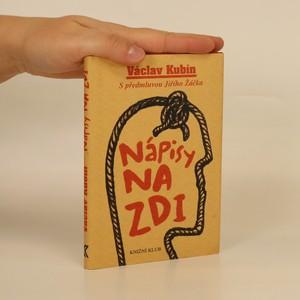 náhled knihy - Nápisy na zdi : metaforismy, aforismy, postřehy