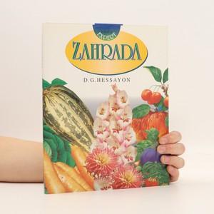 náhled knihy - Zahrada
