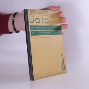náhled knihy - Jaro - škola zpěvu pro mládež středních škol. Díl I.