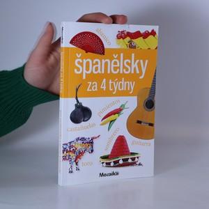 náhled knihy - Španělsky za 4 týdny