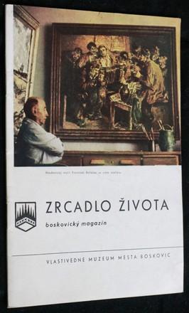 náhled knihy - Zrcadlo života: boskovický magazín
