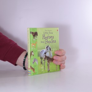 náhled knihy - Little book of horses and ponies