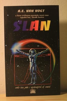 náhled knihy - Slan