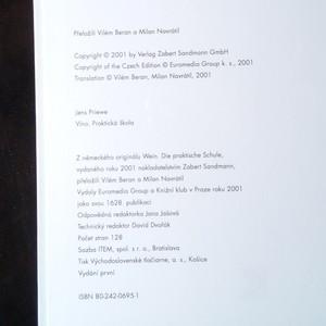 antikvární kniha Víno : praktická škola, 2001