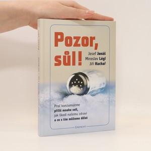 náhled knihy - Pozor, sůl!