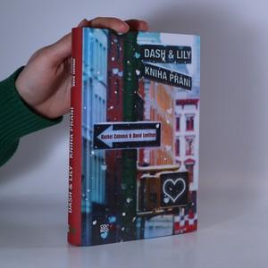 náhled knihy - Dash & Lily : kniha přání