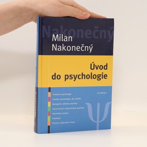 náhled knihy - Úvod do psychologie