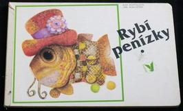 náhled knihy - Rybí penízky