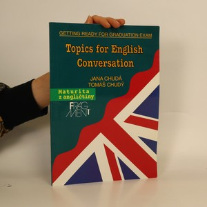 náhled knihy - Topics for English Conversation : we get ready for the graduation exam
