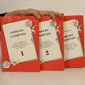 náhled knihy - Německy s úsměvem 1.,2. díl a Doplňková cvičení (3 svazky)