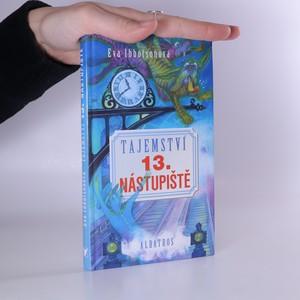 náhled knihy - Tajemství 13. nástupiště