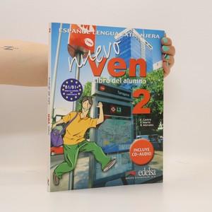 náhled knihy - Nuevo Ven 2. Libro del alumno : espanol lengua extranjera (bez CD)