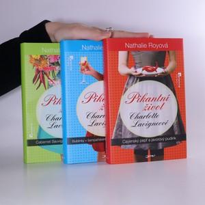náhled knihy - Pikantní život Charlotte Lavigneové 1.-3. díl (ve 3 svazcích)
