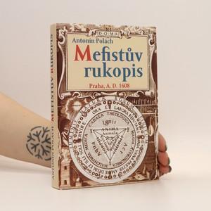 náhled knihy - Mefistův rukopis : Praha, A.D. 1608